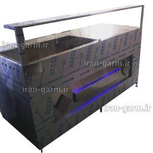 میز کانتر گرم 190*80