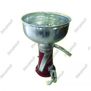چرخ شیر یا خامه گیر برقی